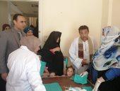 محافظة سوهاج: تقديم الخدمة الطبية بالمجان لـ2000 مواطن بقرى المنشاة