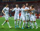 بولندا رابع المتأهلين لأمم أوروبا 2020 بثنائية فى مقدونيا.. فيديو
