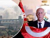 الرئيس التونسى: قادرون على ردع من يرفع السلاح فى وجه الدولة