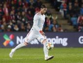 ريال مدريد يحتفل بإنجاز راموس التاريخي مع منتخب إسبانيا.. فيديو