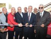 صور .. رئيس جامعة المنوفية يفتتح معرض فنون تشكيلية عن انتصارات أكتوبر