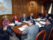 صور.. محافظ القليوبية يعقد اجتماعا لاختيار وظائف نائب رئيس مدينة ومركز وحى وقرى