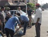رفع قدرة محطات الحمادة بسرابيوم وتطهير بالوعات الأمطار بالشرق ببورسعيد