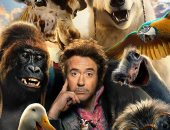 روبرت داوني دكتور بيكلم حيوانات في أول تريلر لفيلمه الجديد Dolittle