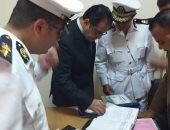 لجنة حقوق الإنسان بمجلس النواب تتفقد قسم كرموز بالإسكندرية.. صور
