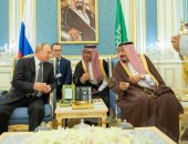 بوتين: التنسيق الروسى السعودى مهم لتأمين استقرار الشرق الأوسط