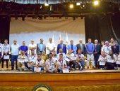 رئيس جامعة بنى سويف يطلق مبادرة لتدشين أول أكاديمية لإعداد حكام كرة قدم
