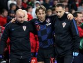 أزمة مرتقبة بين ريال مدريد ومنتخب كرواتيا بسبب مودريتش