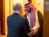 ولى العهد السعودى: تعاون السعودية وروسيا فى الطاقة يحقق الاستقرار