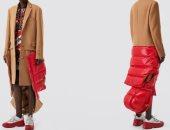 """معطف غريب من """"بربرى"""" يثير سخرية متابعى الموضة.. وسعره 2690 جنيه استرلينى"""
