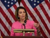نانسى بيلوسى تلغى حفل عشاء للنواب الجدد فى مجلس النواب الأمريكى بسبب كورونا