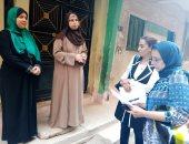 حملات طرق الأبواب تحارب الشائعات فى 14 قرية بالإسكندرية