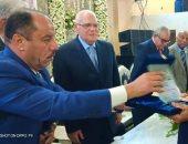 صور .. حزب حماة الوطن ينظم مؤتمراً بالدقهلية عن انتصارات أكتوبر