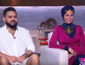 """فيديو.. """"كلام ستات"""" يعرض قصة زواج فاطمة ومحمد.. بدأت فى الجيم"""