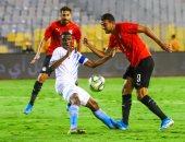 المنتخب المصرى يهدر فرصة جديدة لهز شباك بتسوانا