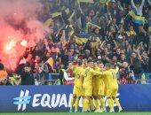 """أوكرانيا ضد البرتغال.. برازيل أوروبا يتأخرون بثنائية في الشوط الأول """"فيديو"""""""