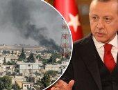 استشهاد 9 مدنيين فى قصف جوى تركى على شمال شرق سوريا
