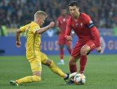 أوكرانيا ضد البرتغال.. أصحاب الأرض يتأهلون ليورو 2020 بفوز صعب