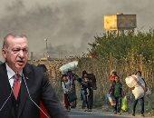 إكسترا نيوز تسلط الضوء على جرائم قوات أردوغان فى سوريا