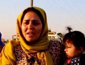 شاهد.. طيران جيش الاحتلال التركى يستهدف مدنيين فى رأس العين شمال سوريا