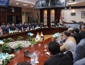المتحدث العسكرى ينشر وقائع المؤتمر الصحفى للفريق محمد عباس بالاحتفال بعيد القوات الجوية
