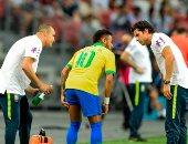مدرب البرازيل يُبرىء نفسه من إصابة نيمار