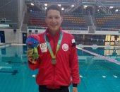 محمد جودة يحقق فضية بطولة العالم لسباحة الإعاقات الذهنية بأستراليا