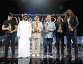 فيديو وصور.. تكريم نجوم مصر والعالم فى منتدى صناعة الترفيه بالسعودية