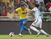 البرازيل تعلن مواجهة الأرجنتين 15 نوفمبر المقبل فى السعودية