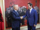رئيس ألبانيا: مصر تصنع مستقبلها و تتطلع بشوق لزيارة الرئيس السيسى