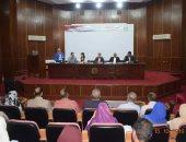 صور.. اجتماع تنسيقى للجان الحماية بمحافظة البحر الأحمر لمواجهة العنف الأسرى