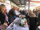 افتتاح سوق زنين الحضارى فى بولاق الدكرور