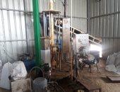 محضر ضد مصنع أعلاف خطر على البيئة بديرب نجم فى الشرقية