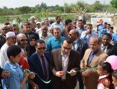 صور.. نائب محافظ الإسماعيلية يفتتح مقر الوحدة المحلية الجديد لقرية هويس سرابيوم