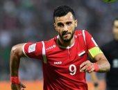 عمر السومة يتربع على صدارة الهدافين فى تصفيات كأس العالم 2022