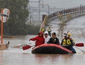 اليابانيون يحيون ذكرى ضحايا إعصار هاجيبيس