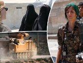 """أسرى الدواعش.. قنابل موقوتة على خط النار.. القوات الأمريكية تنقل داعشيات من معسكرات الأكراد خوفا من فرارهن.. انتقادات لدول أوروبا لرفضها استلام مواطنيها المنضمين للتنظيم.. و""""عروس داعش"""" الأشهر من القتلة الأجانب"""
