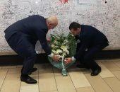 وزير الخارجية بالحكومة الليبية المؤقتة يتضامن مع ضحايا الإرهاب في بروكسل