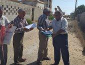 لجنة لحصر المبانى المتضررة بمدينة الشيخ زويد بسيناء لتعويض أصحابها