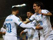 ليشتنشتاين ضد إيطاليا.. الآزوري يفوز بخماسية نظيفة في تصفيات يورو 2020