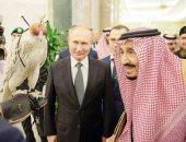 تعرف على الهدايا المتبادلة بين الملك سلمان و الرئيس الروسى