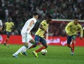 ملخص وأهداف مباراة الجزائر ضد كولومبيا 3-0