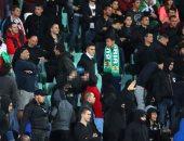استقالة رئيس اتحاد الكرة البلغارى بعد أحداث العنصرية ضد إنجلترا
