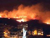 حرائق لبنان.. الرئيس اللبنانى يتابع تطورات مواجهة الحرائق