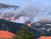 الجيش اللبناني: جميع طائراتنا جاهزة للتدخل حال تطور الحرائق
