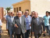 صور.. محافظ الدقهلية يفتتح 4 مدارس وتوسعات بمركز السنبلاوين