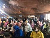 فيديو وصور.. المئات من شباب شمال سيناء يشاركون فى ملتقى التوظيف