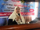 جهاز تنمية المشروعات يعرض فرص عمل لشباب شمال سيناء فى ملتقى التوظيف