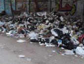 شكوى من انتشار القمامة بعين شمس تسبب الأمراض للمواطنين