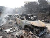 حرائق لبنان .. الحماية المدنية تسيطر على 80 % من النيران